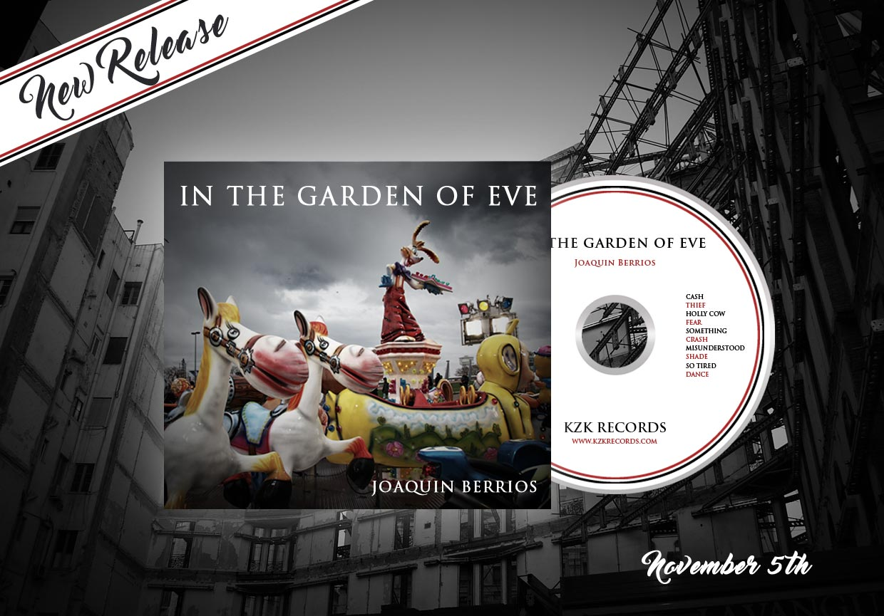 In The Garden Of Eve CD Release Party Novenber 5th 2016